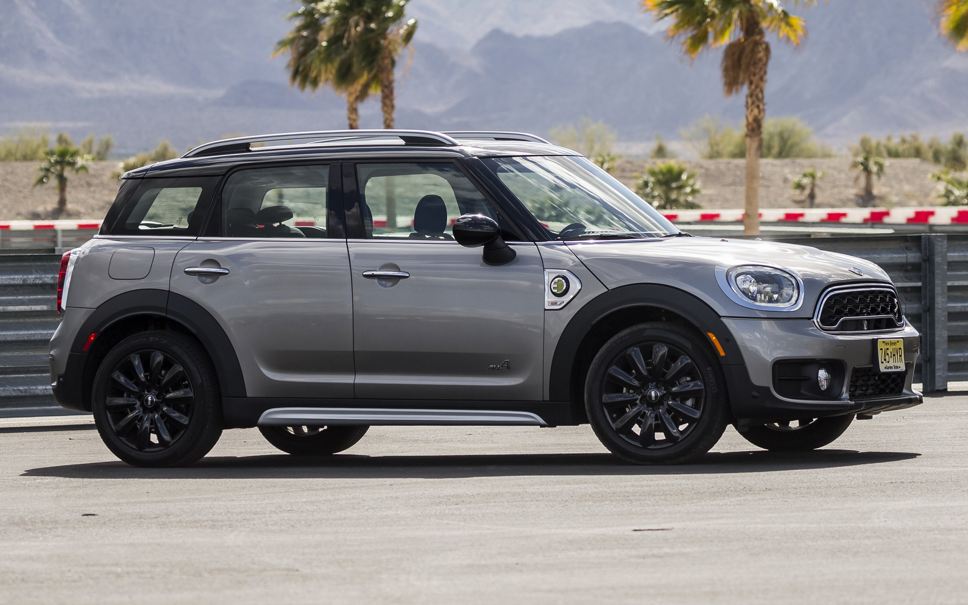 All Car Wallpapers Hd Mini Cooper S E Countryman 2018 Us Wallpapers And Hd