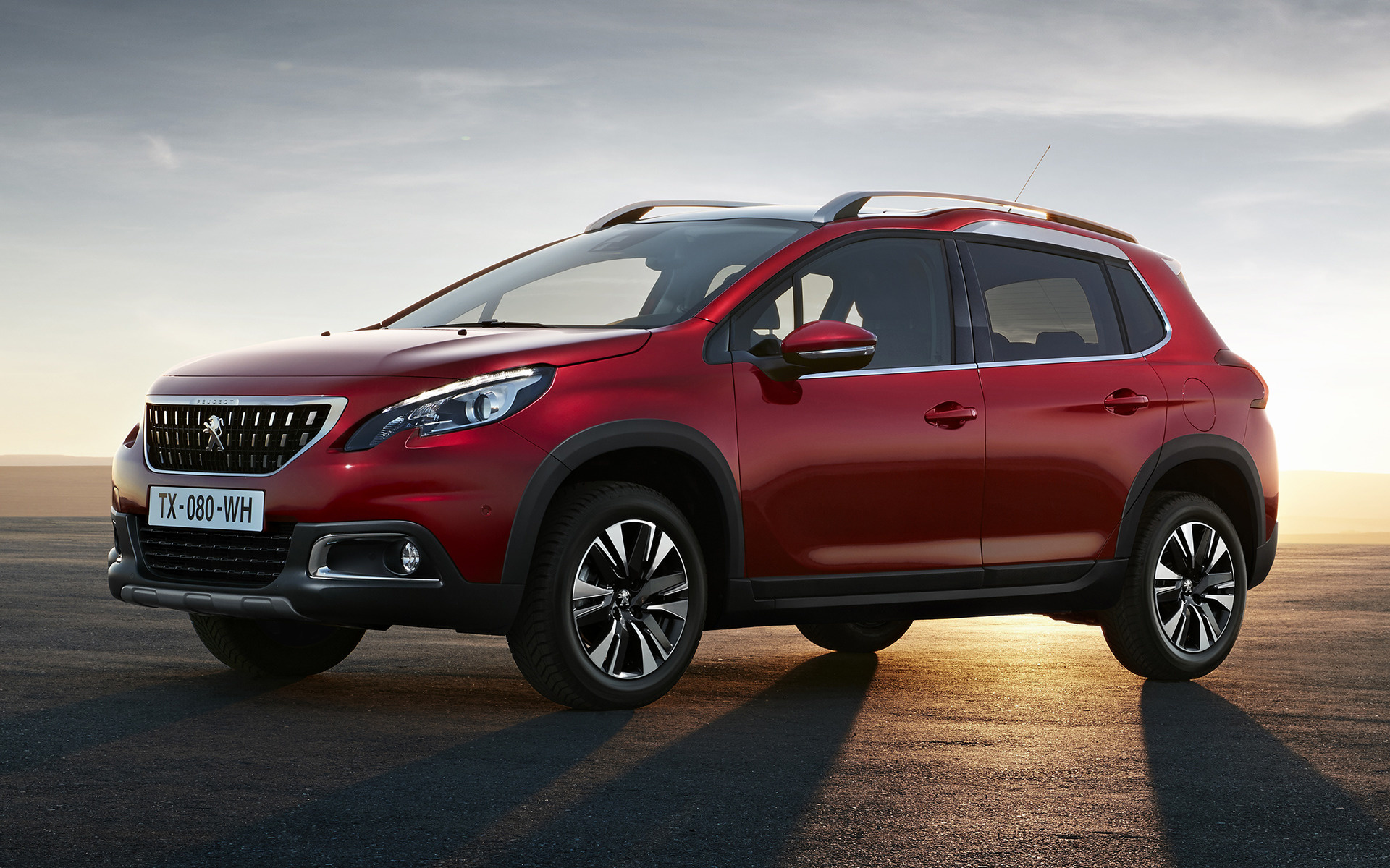Suv Wallpapers Hd Peugeot 2008 2016 Wallpapers And Hd Images Car Pixel