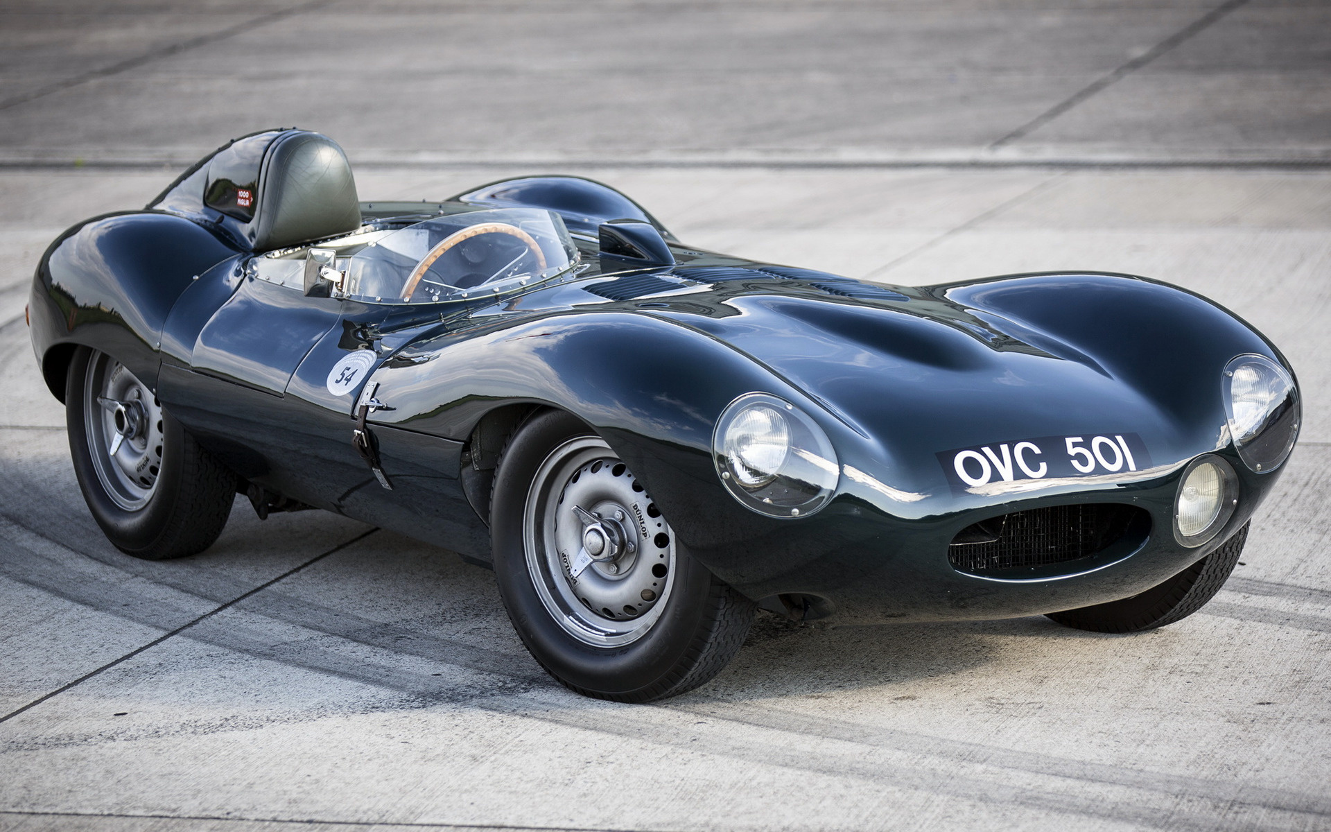 Genesis Car Wallpaper Jaguar D Type Prototype 1954 Wallpapers And Hd Images