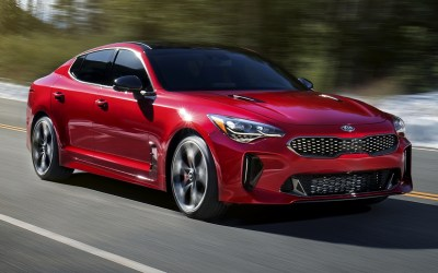 2018 Kia Stinger GT (US) - Wallpapers and HD Images | Car Pixel