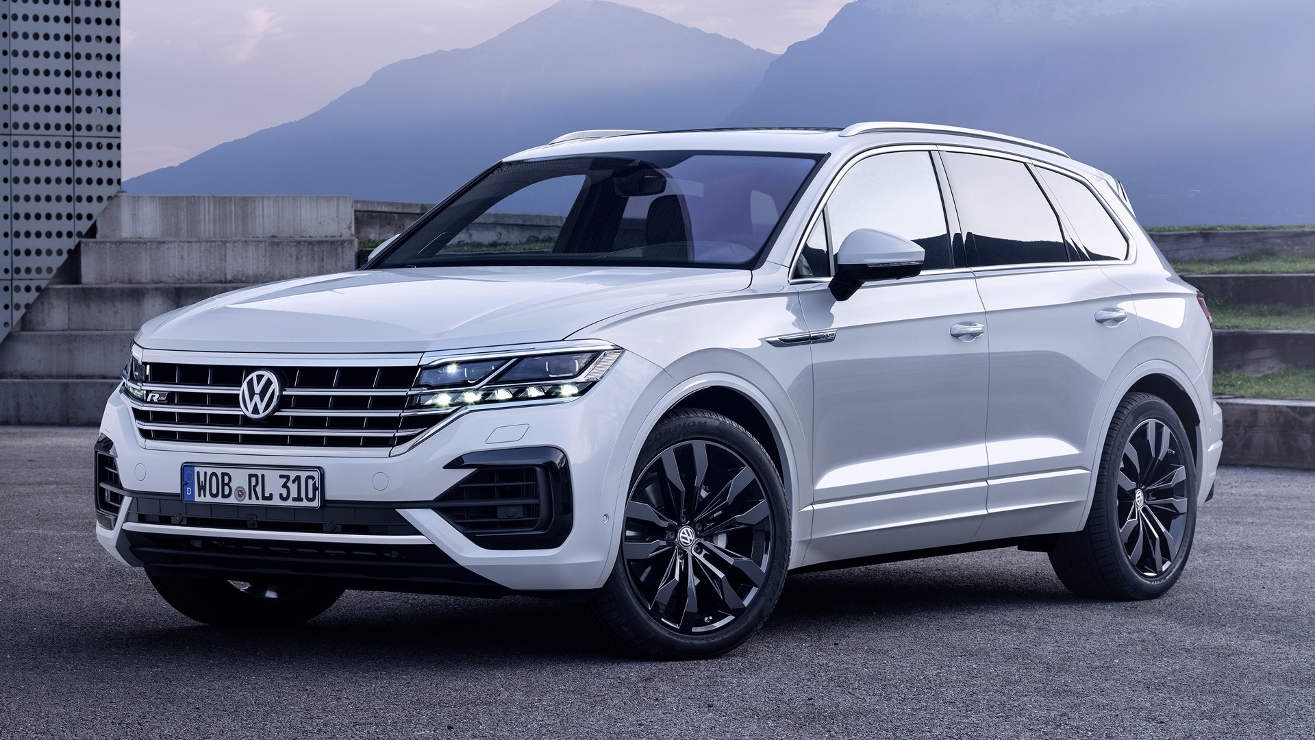 Tuning Cars Wallpapers Hd 2018 Volkswagen Touareg R Line Wallpapers And Hd Images