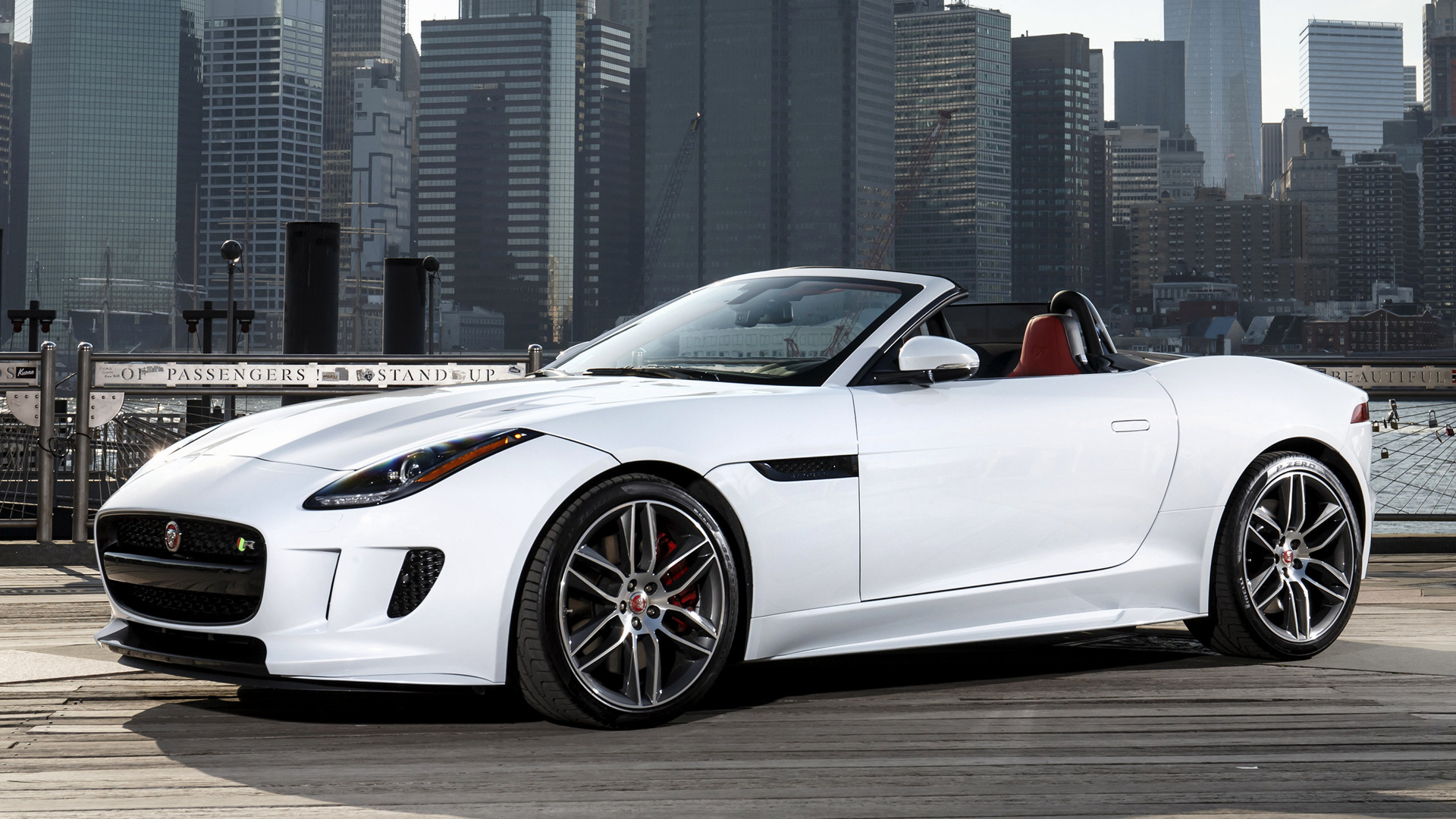 Suzuki Car Wallpaper Jaguar F Type R 2016 Us Wallpapers And Hd Images Car Pixel