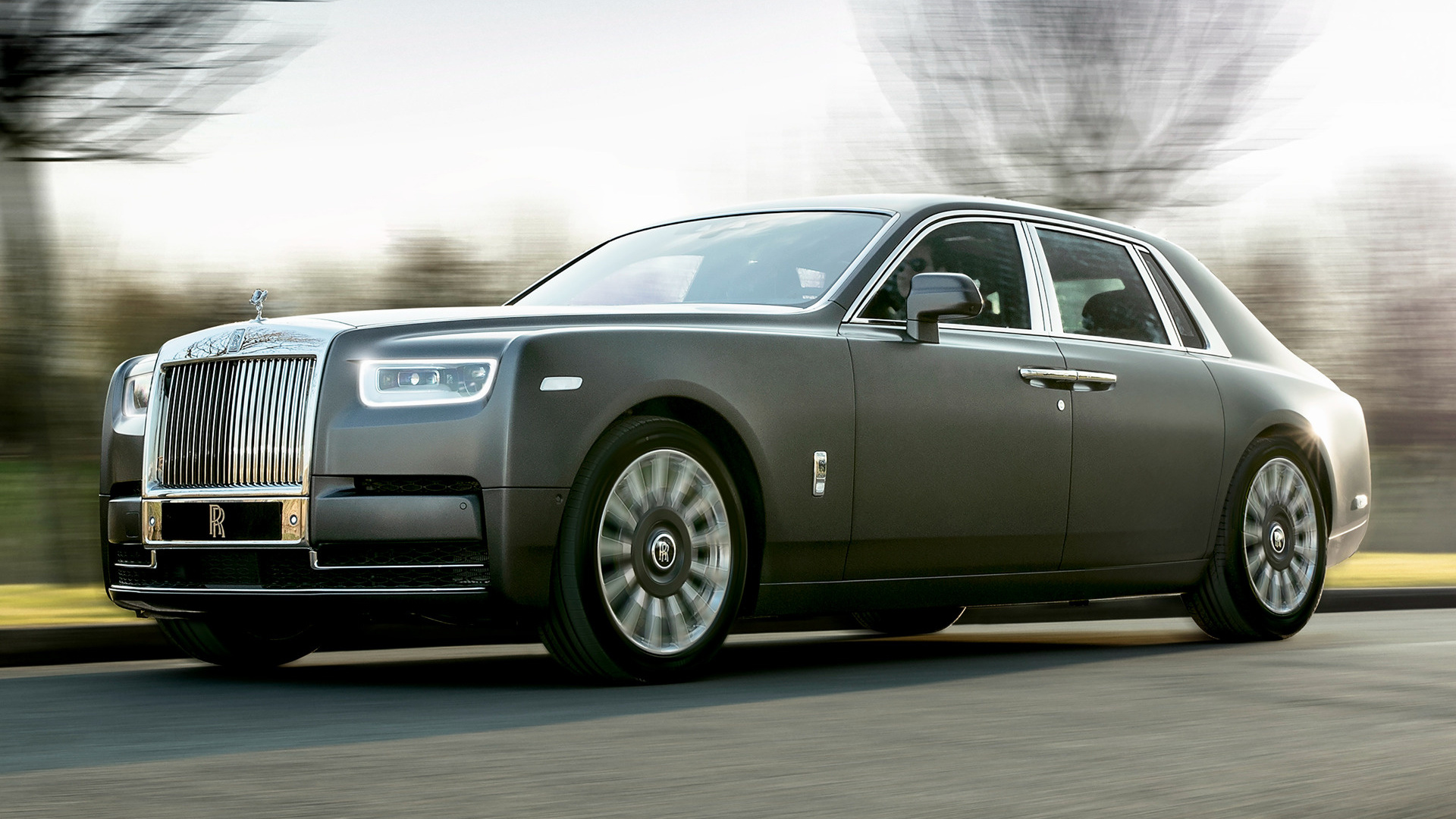 Phantom Car Wallpaper Rolls Royce Phantom The Gentleman S Tourer 2018