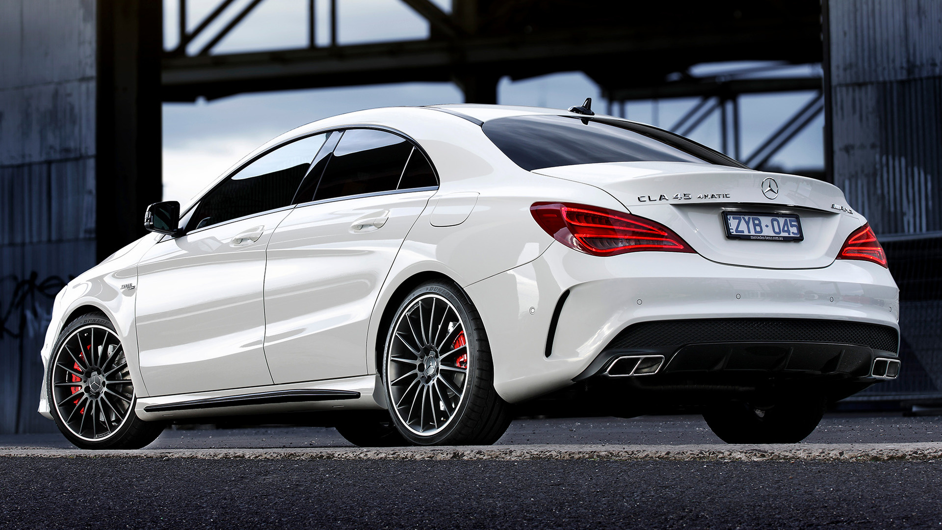 Lincoln Wallpaper Car Mercedes Benz Cla 45 Amg 2013 Au Wallpapers And Hd
