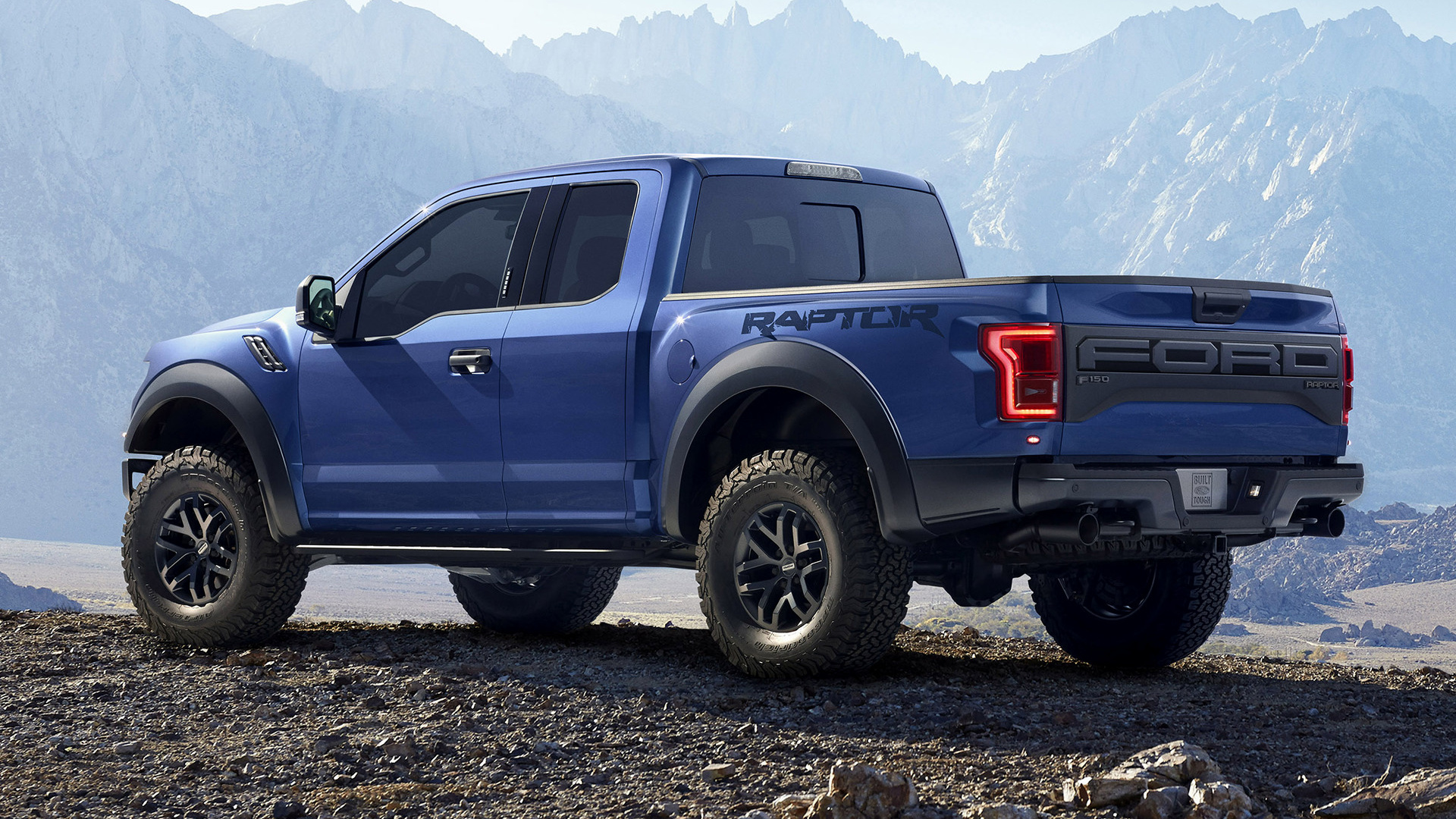2017 Ford Raptor Hd Wallpaper Ford F 150 Raptor Supercab 2017 Wallpapers And Hd Images