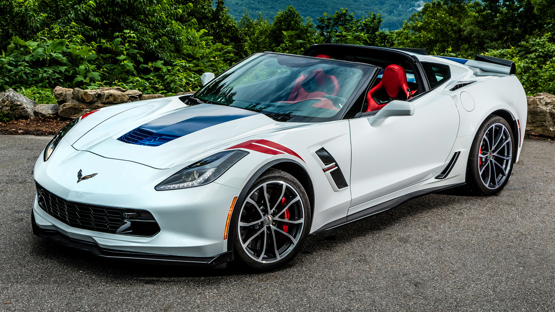 Chevrolet corvette grand sport 2017 wallpapers and hd