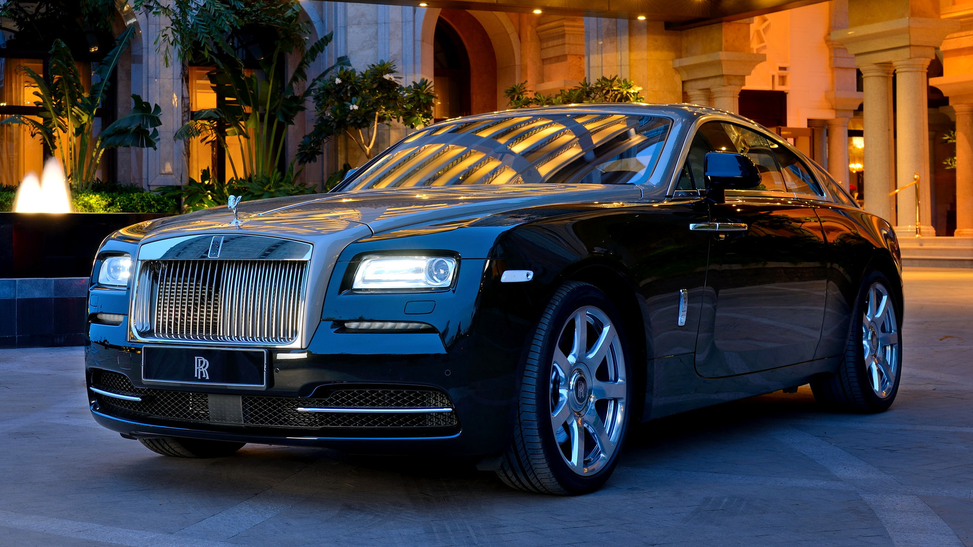 Smart Girl Hd Wallpaper Rolls Royce Wraith 2013 Wallpapers And Hd Images Car Pixel