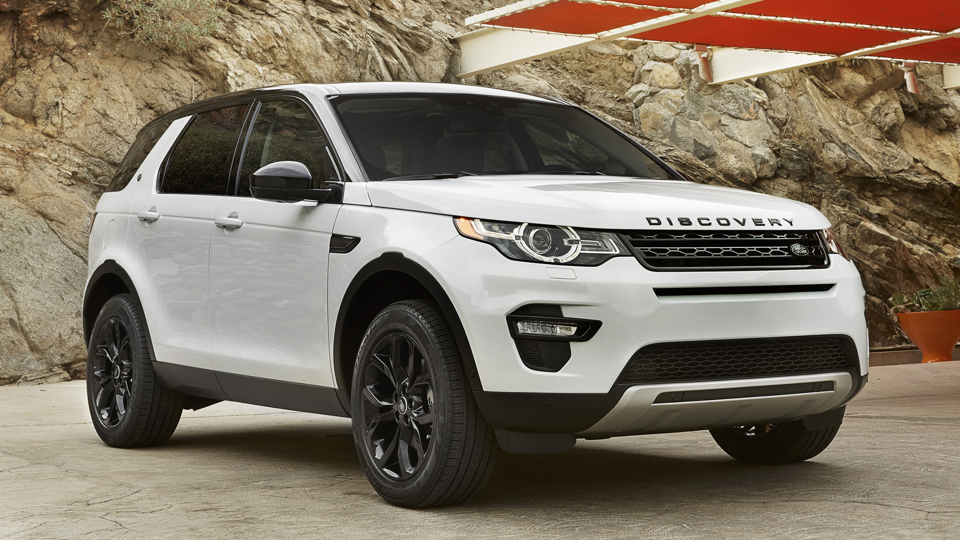 Luxury Audi Cars Hd Wallpaper Land Rover Discovery Sport Hse Luxury Black Design Pack