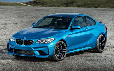 BMW M2 Coupe (2016) US Wallpapers and HD Images - Car Pixel