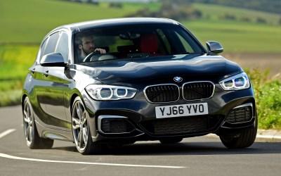 2016 BMW M140i [5-door] (UK) - Wallpapers and HD Images | Car Pixel