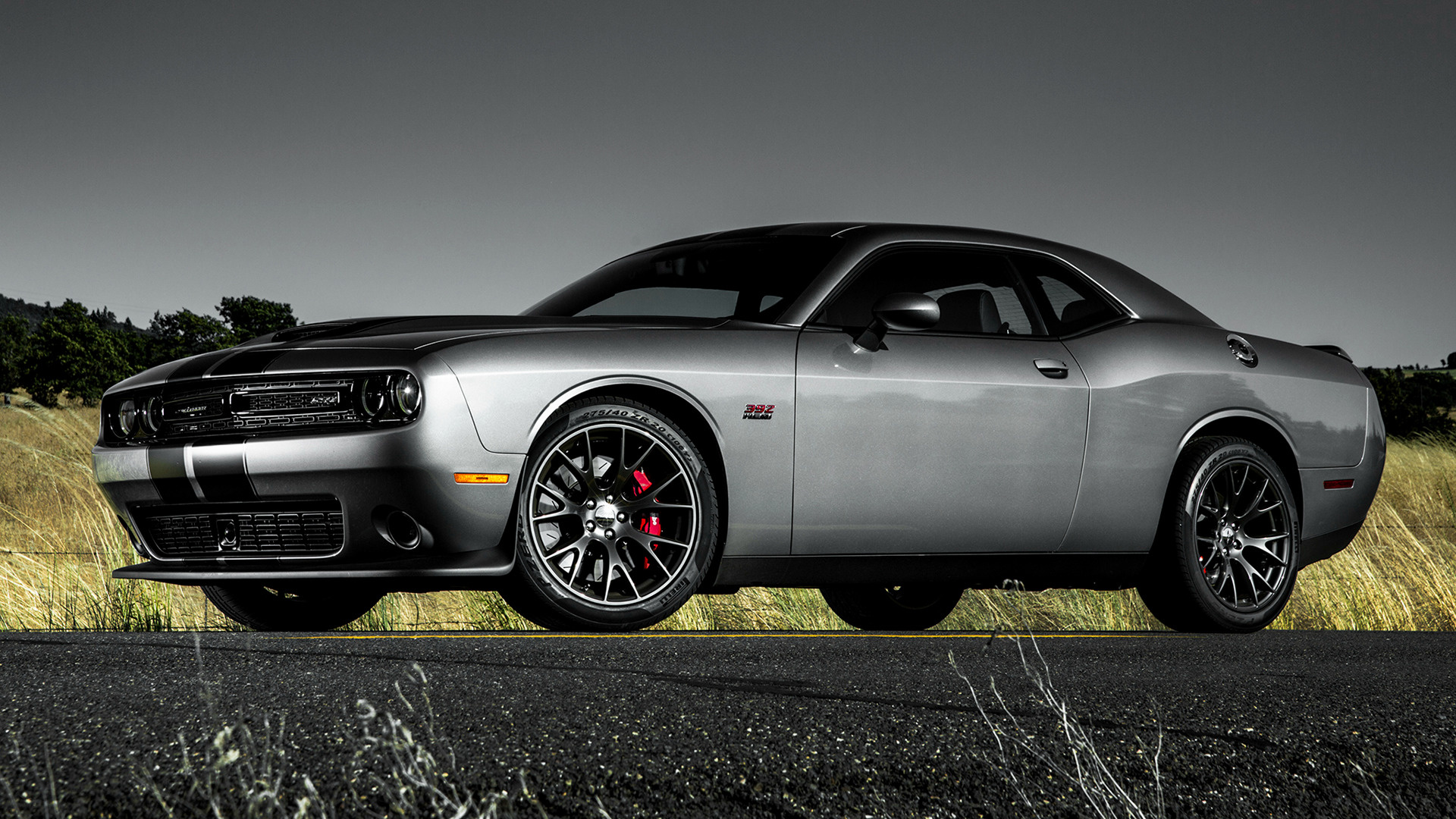 Audi White Car Wallpapers Dodge Challenger Srt 392 2015 Wallpapers And Hd Images