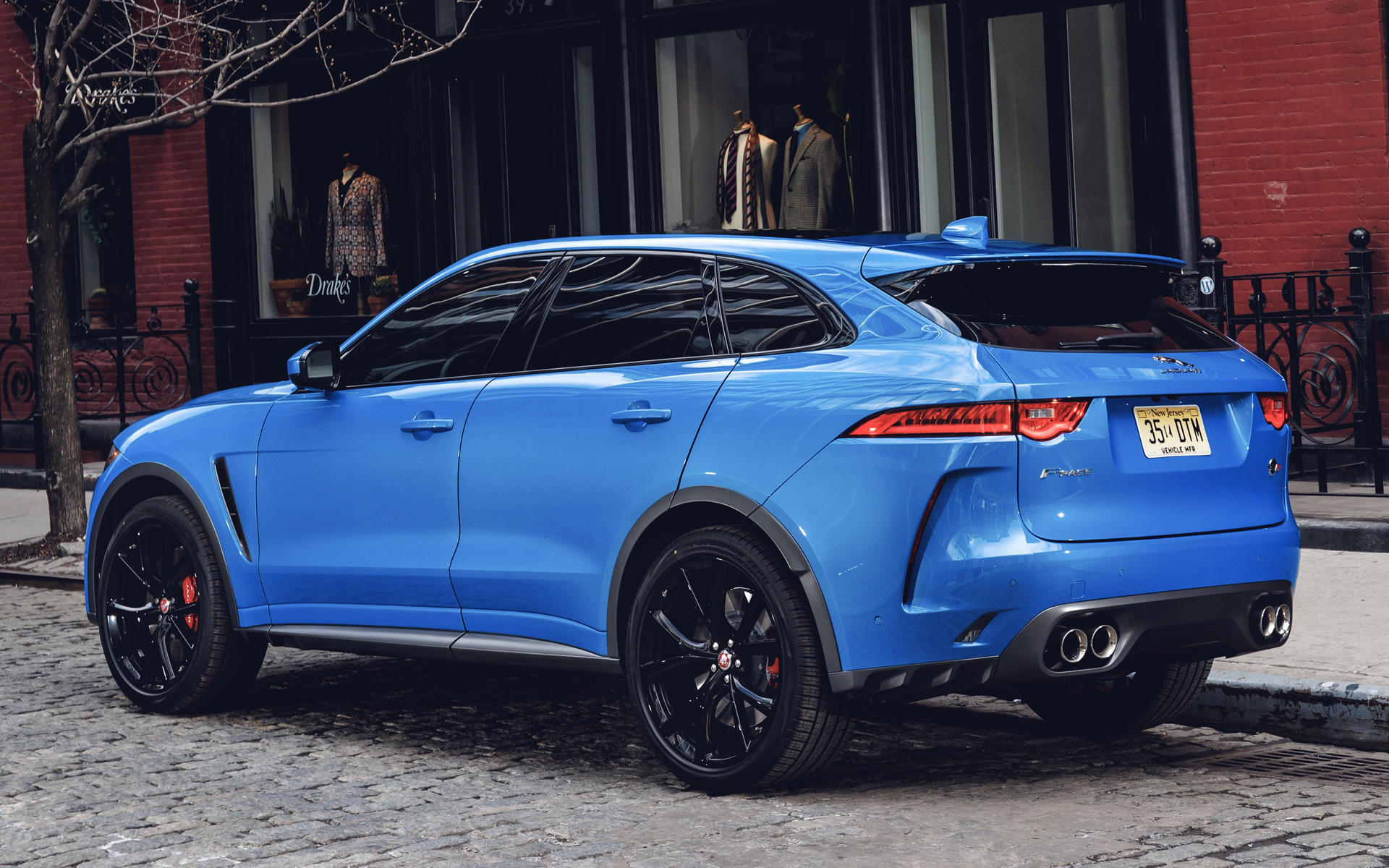 Genesis Car Wallpaper Jaguar F Pace Svr 2019 Us Wallpapers And Hd Images Car