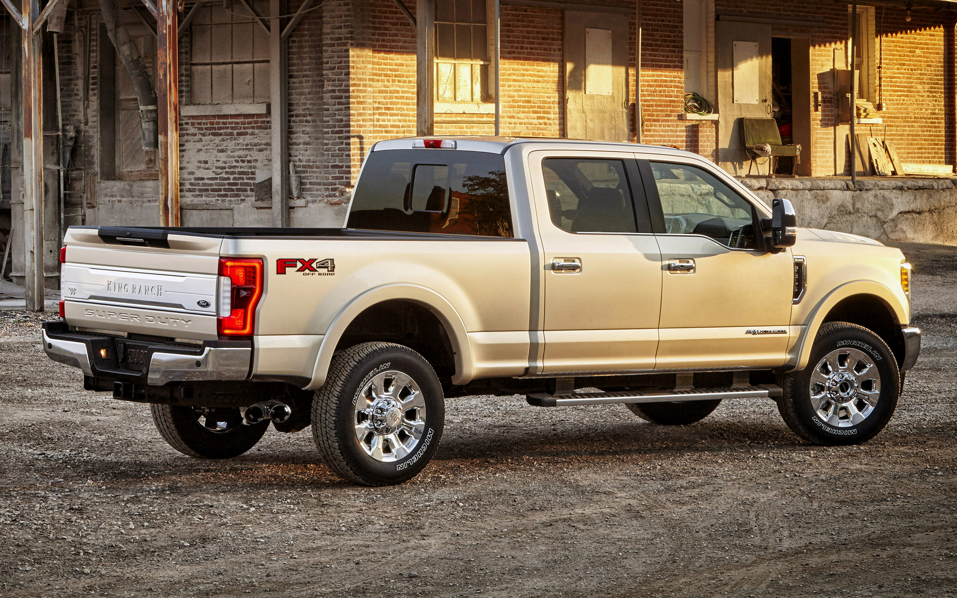 Car Wallpaper Package Ford F 350 King Ranch Fx4 Crew Cab 2017 Wallpapers And