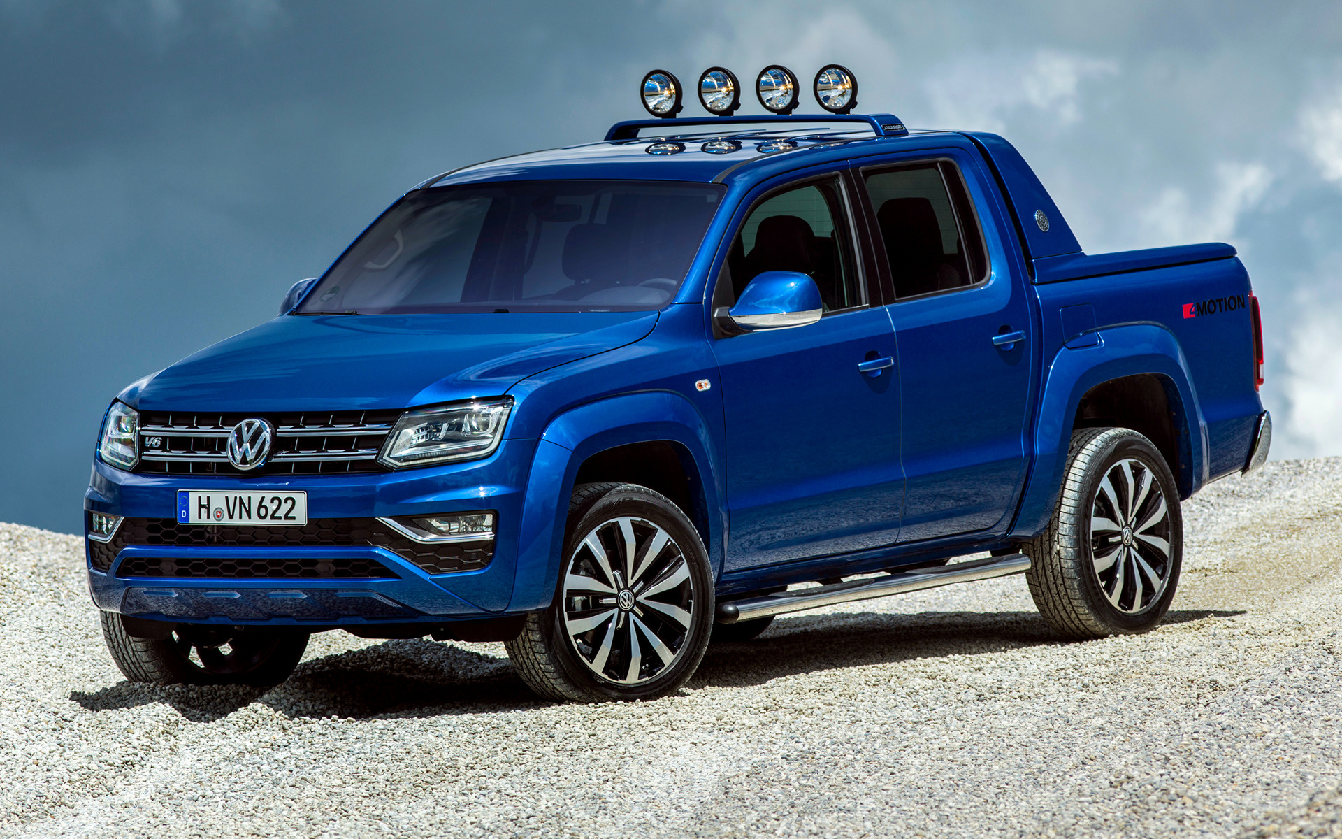 Audi Concept Car Wallpaper Volkswagen Amarok Aventura Double Cab 2016 Wallpapers