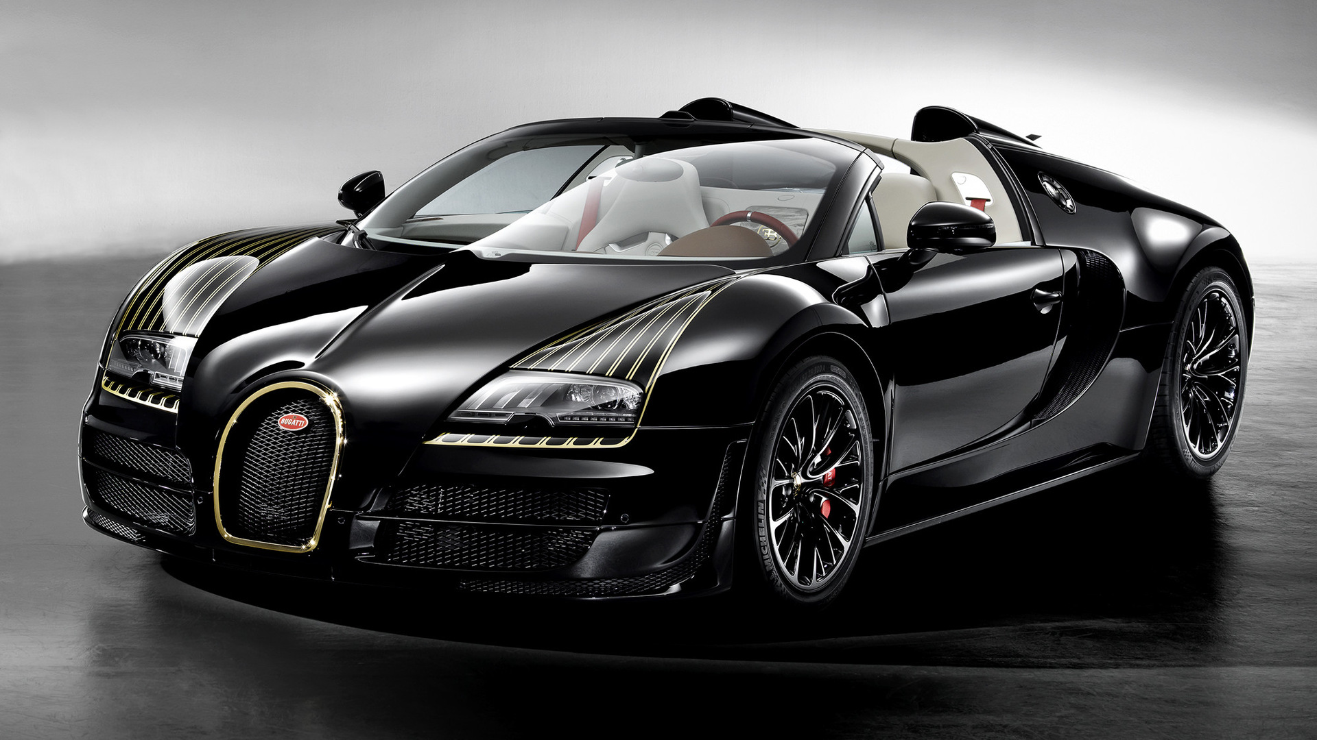 Cockpit Hd Wallpaper Bugatti Veyron Grand Sport Vitesse Black Bess 2014