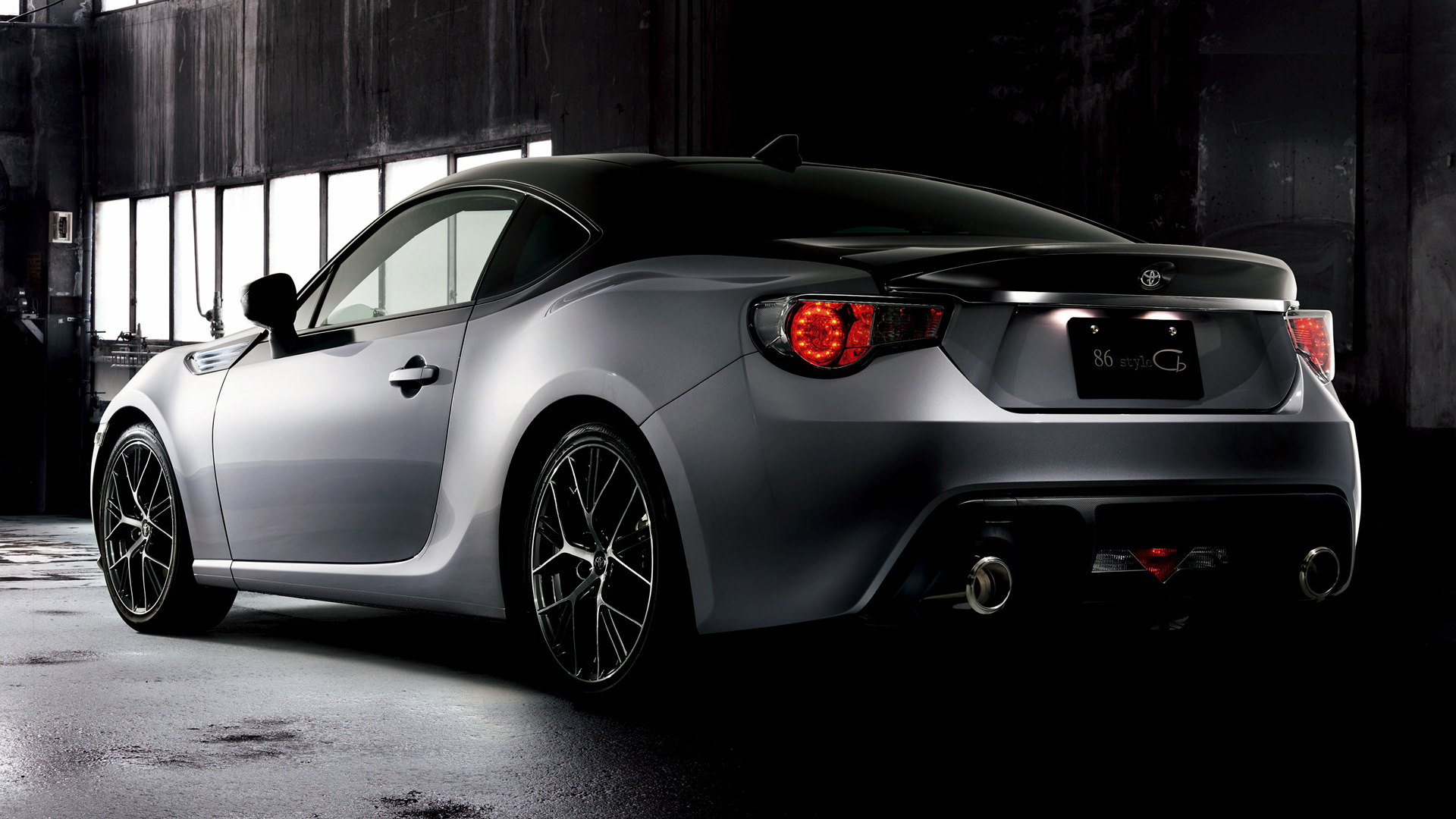 Smart Car Wallpaper Toyota 86 Style Cb 2015 Wallpapers And Hd Images Car Pixel