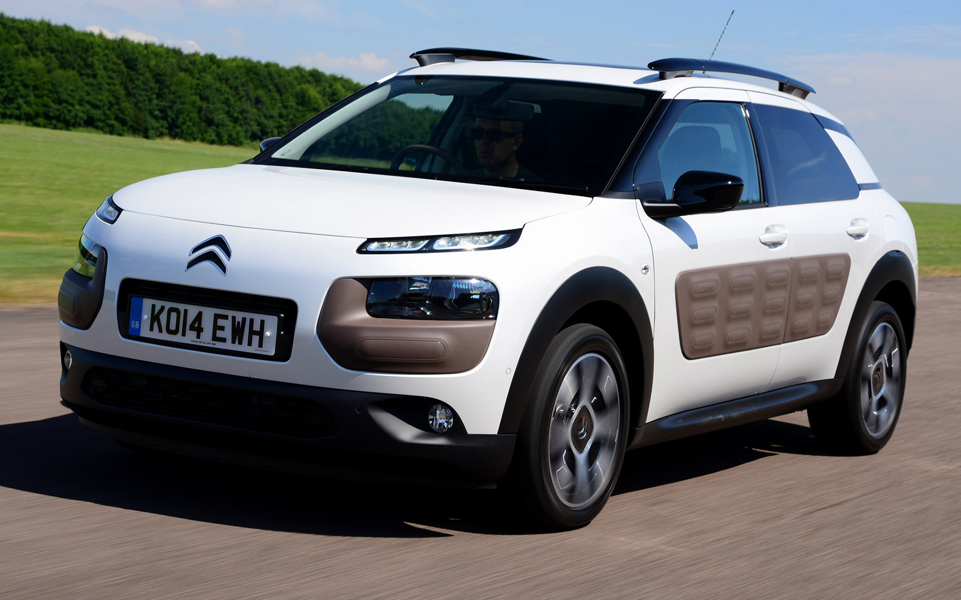 Genesis Car Wallpaper 2014 Citroen C4 Cactus Uk Wallpapers And Hd Images