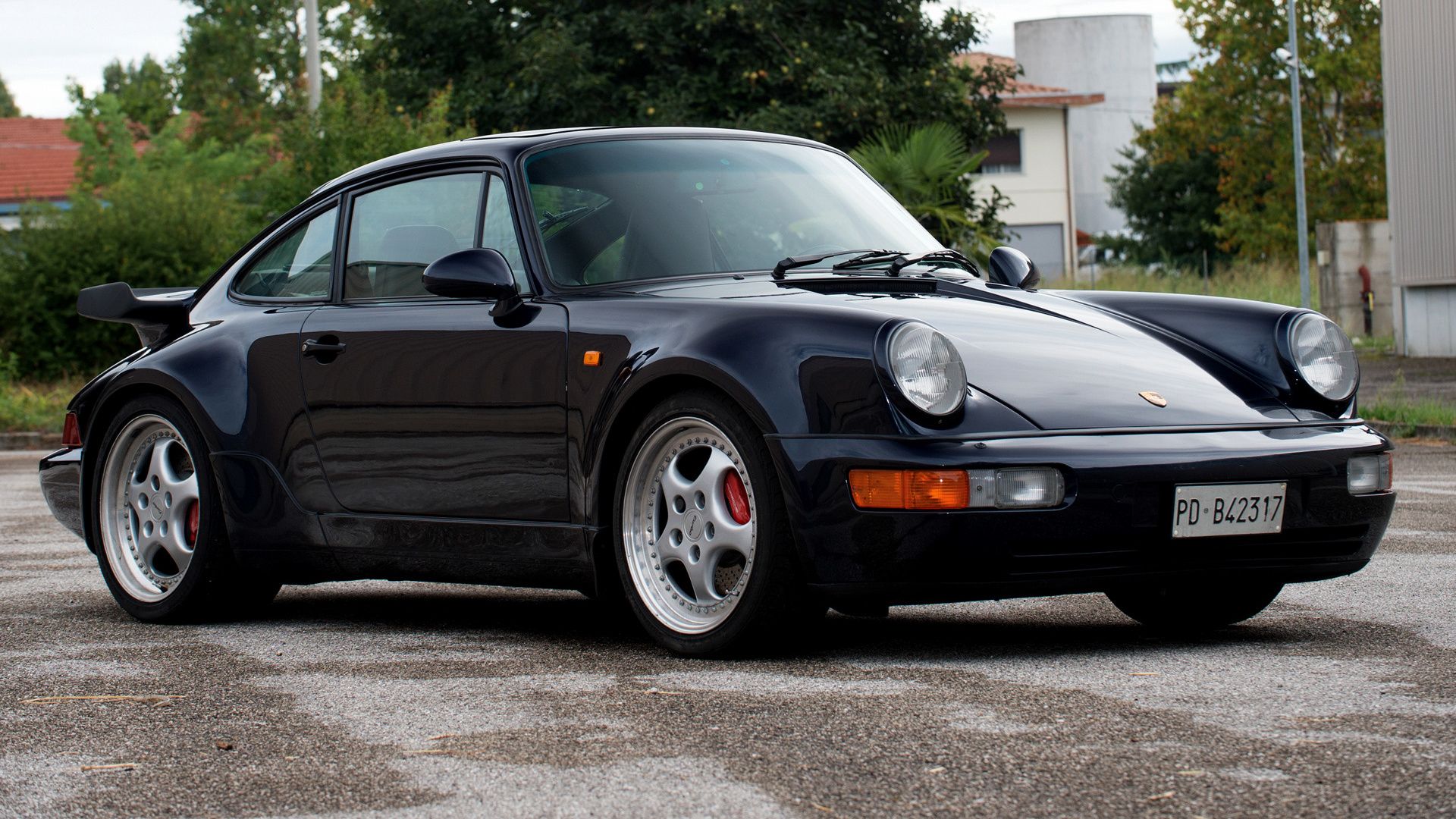 Turbo Car Wallpaper Hd Porsche 911 Turbo 1990 Wallpapers And Hd Images Car Pixel