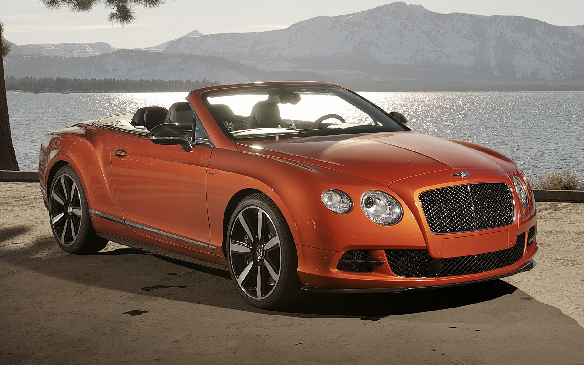 Suzuki Car Wallpaper 2014 Bentley Continental Gt Speed Convertible Wallpapers