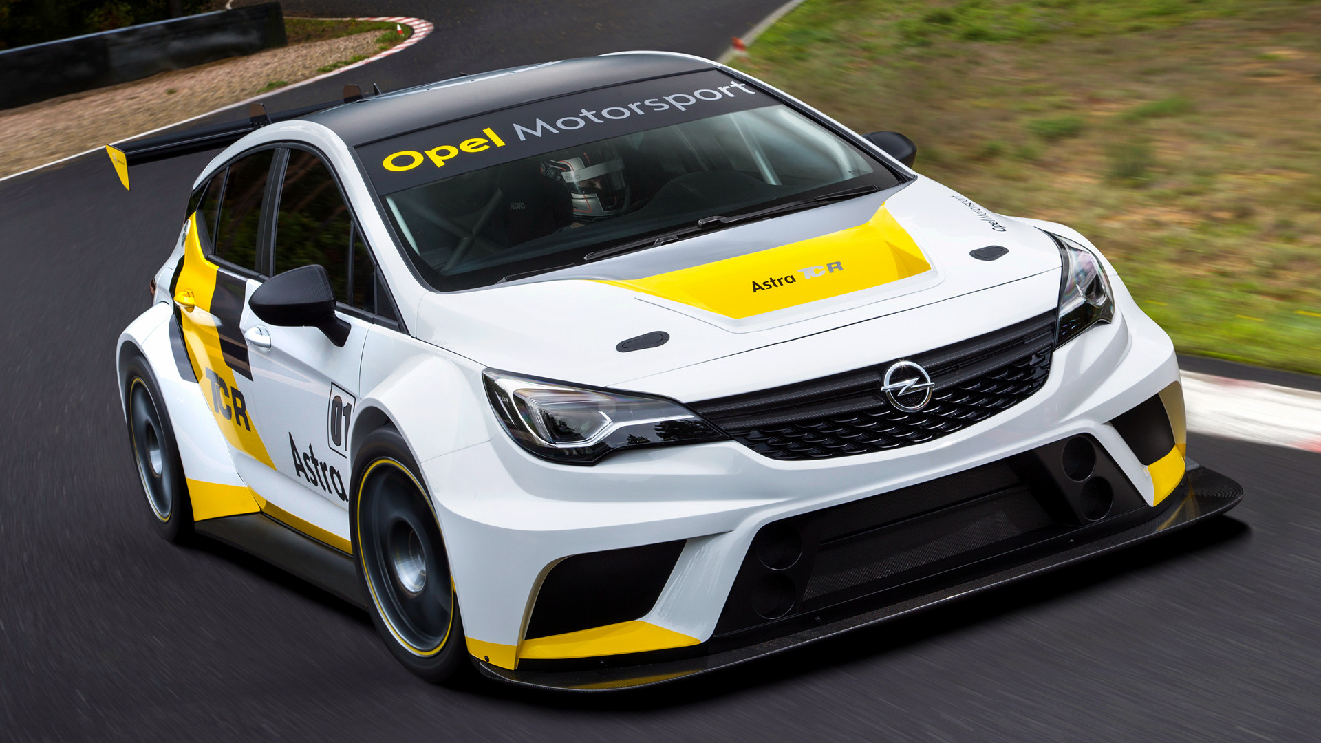 Audi Sports Car Wallpaper 2016 Opel Astra Tcr Wallpapers And Hd Images Car Pixel