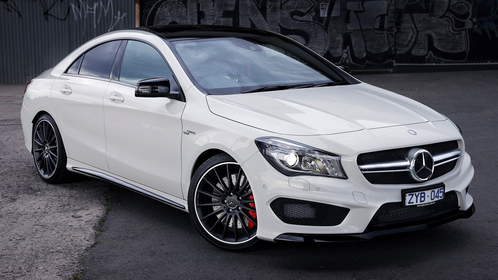 Genesis Car Wallpaper Mercedes Benz Cla 45 Amg 2013 Au Wallpapers And Hd