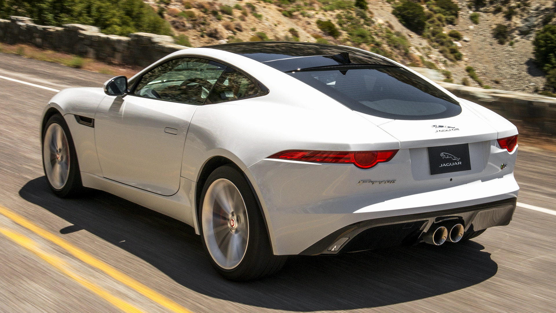 Lamborghini Cars Wallpapers 2013 Jaguar F Type S Coupe 2015 Us Wallpapers And Hd Images