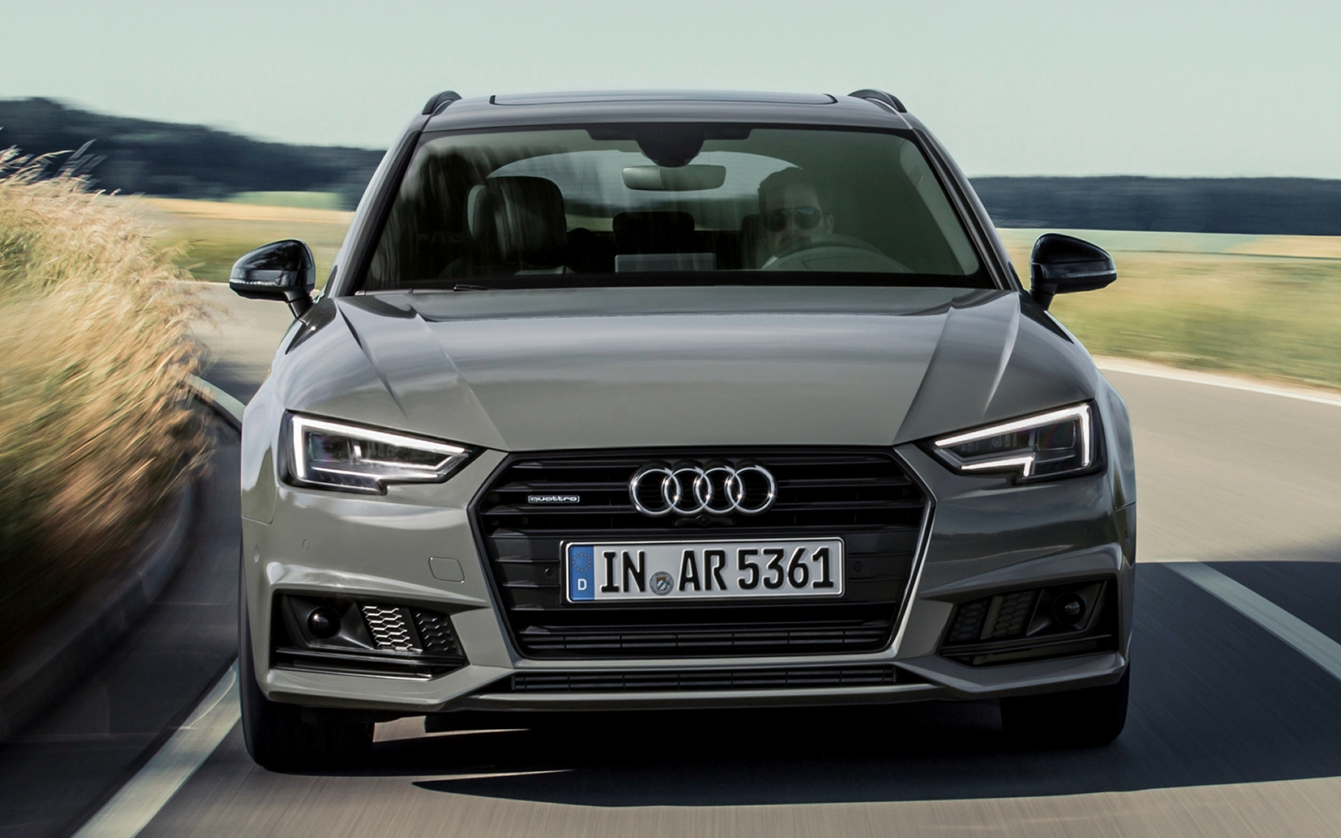 Wallpaper S4 Hd 2017 Audi A4 Avant Black Edition Wallpapers And Hd