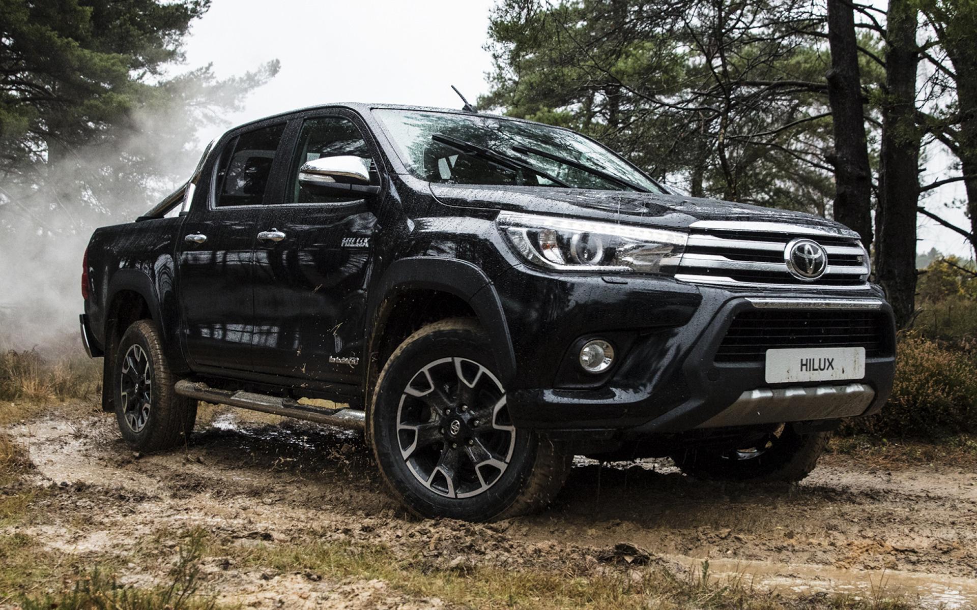 Genesis Car Wallpaper Toyota Hilux Invincible 50 Chrome Edition 2018