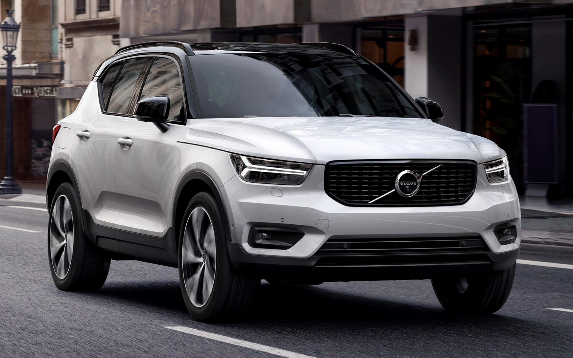 Ford Truck Hd Wallpaper Volvo Xc40 R Design 2017 Wallpapers And Hd Images Car