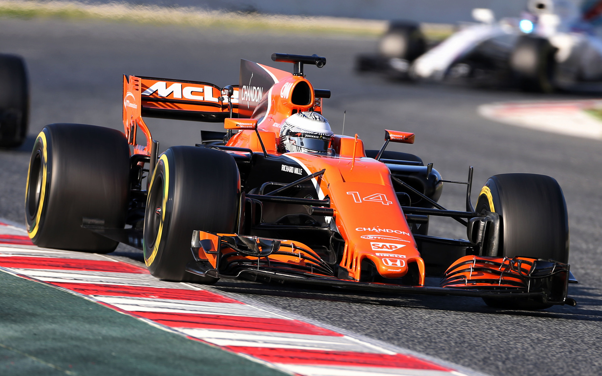 Hd Car Wallpapers Subaru Mclaren Honda Mcl32 2017 Wallpapers And Hd Images Car