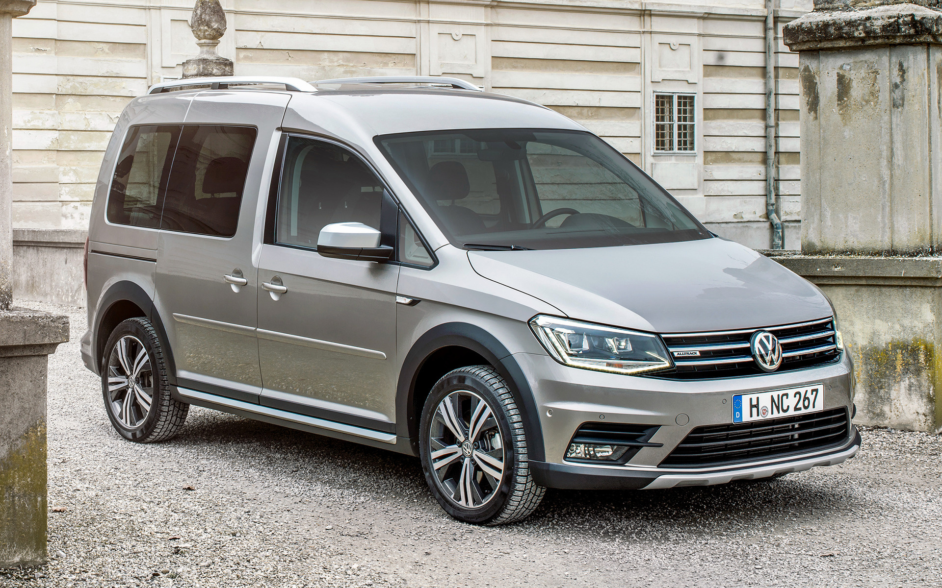 Genesis Car Wallpaper Volkswagen Caddy Alltrack 2015 Wallpapers And Hd Images