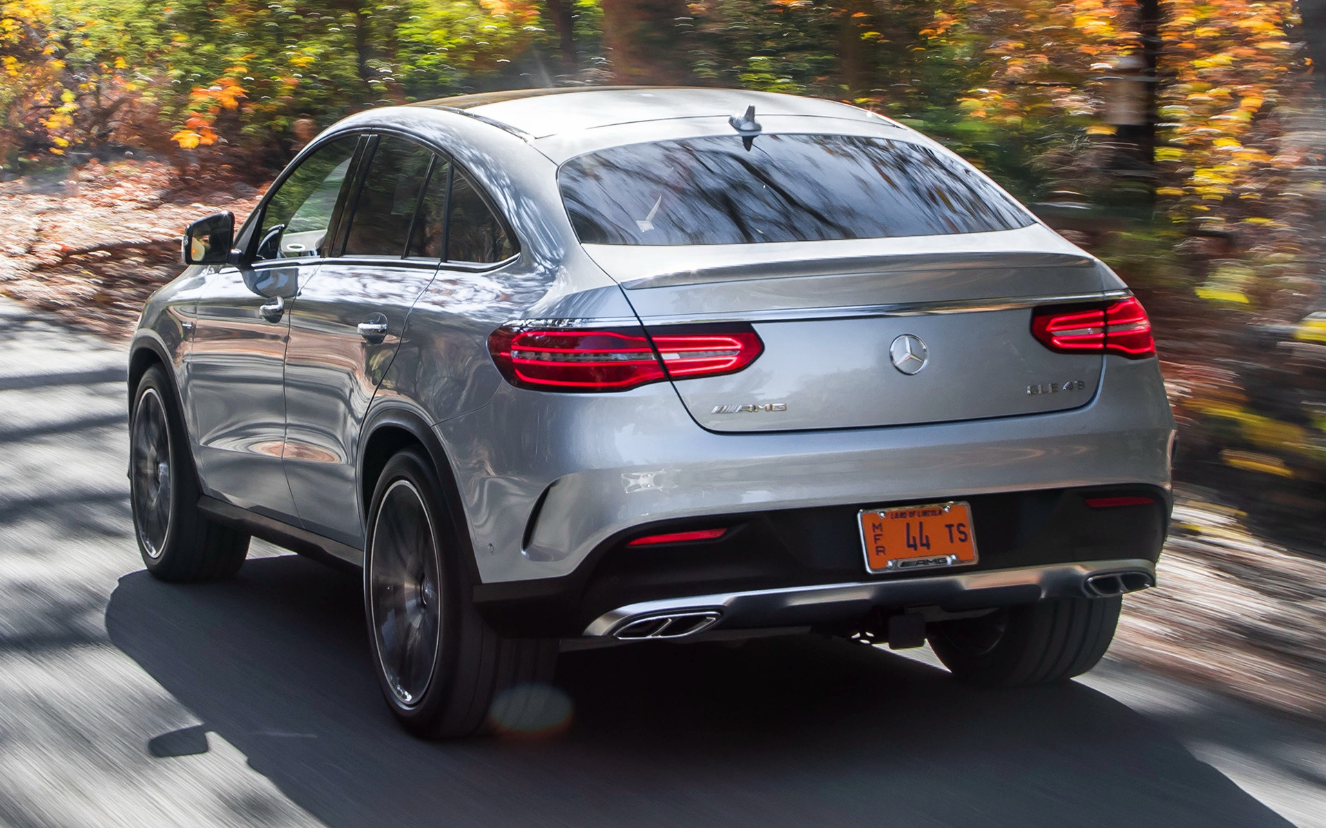 Hd Hybrid Car Wallpaper 2017 Mercedes Amg Gle 43 Coupe Us Wallpapers And Hd