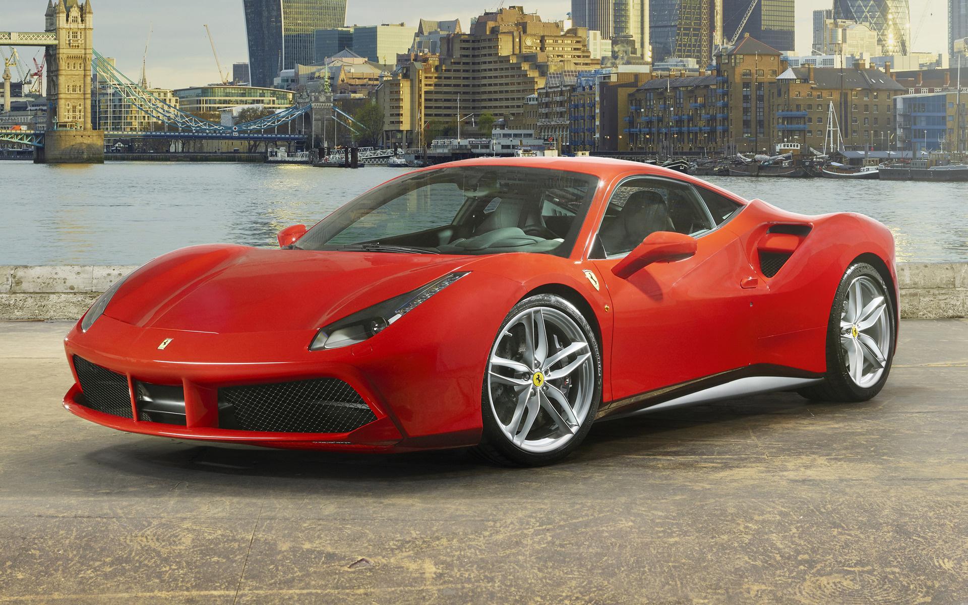 All Car Wallpapers Hd Ferrari 488 Gtb 2015 Wallpapers And Hd Images Car Pixel