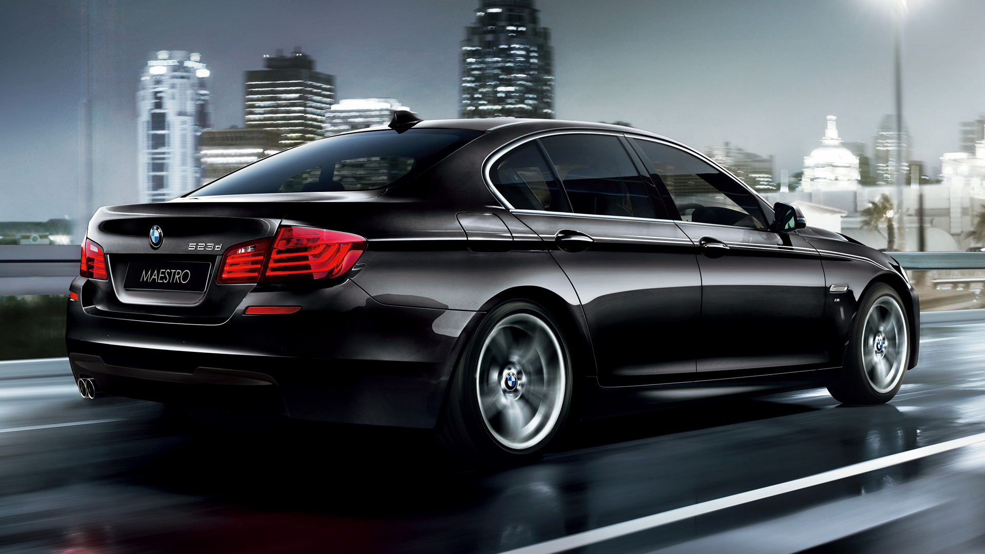 Car Desktop Wallpaper Full Hd Bmw 5 Series Maestro 2015 Jp Wallpapers And Hd Images