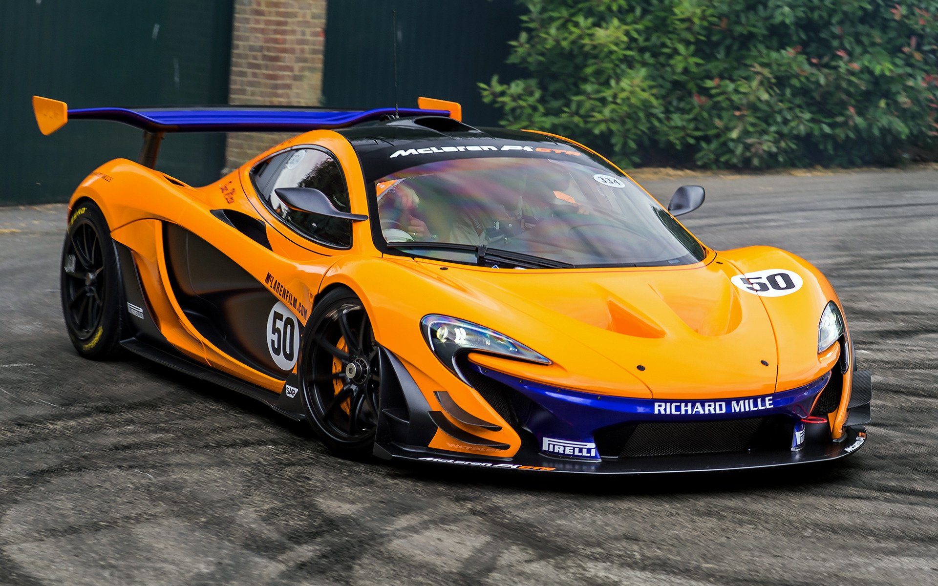 Genesis Car Wallpaper Mclaren P1 Gtr 2015 Wallpapers And Hd Images Car Pixel