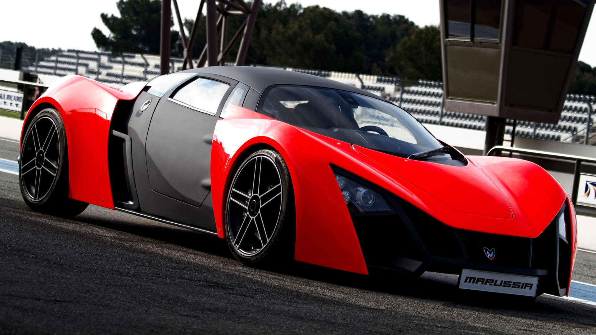 Iphone 6 Hd Car Wallpaper 1080p 2009 Marussia B2 Wallpapers And Hd Images Car Pixel
