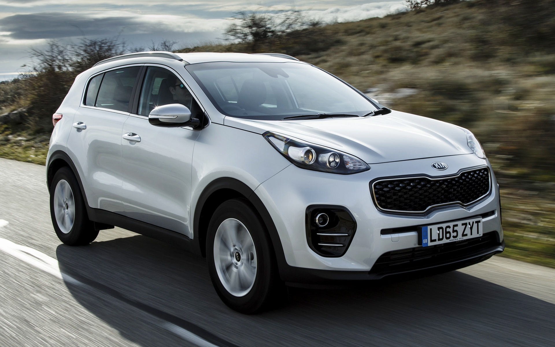 Off Road Cars Hd Wallpapers 2016 Kia Sportage Uk Wallpapers And Hd Images Car Pixel