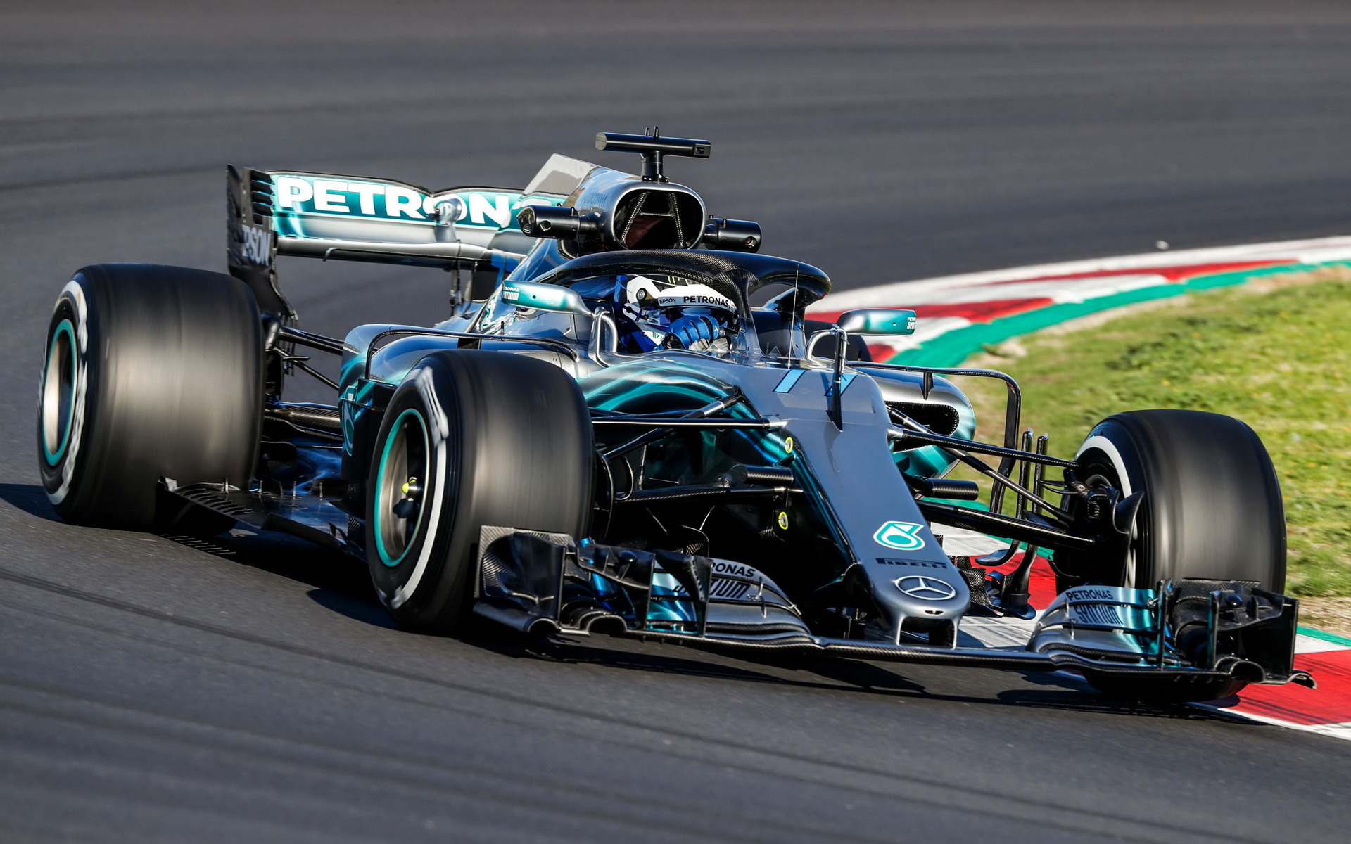 F1 2017 Car Wallpaper Mercedes Amg F1 W09 Eq Power 2018 Wallpapers And Hd