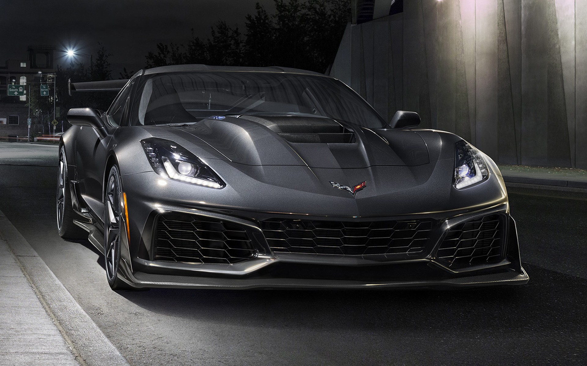 Wallpaper Amazing Convertible Cars 2018 Chevrolet Corvette Zr1 Wallpapers And Hd Images