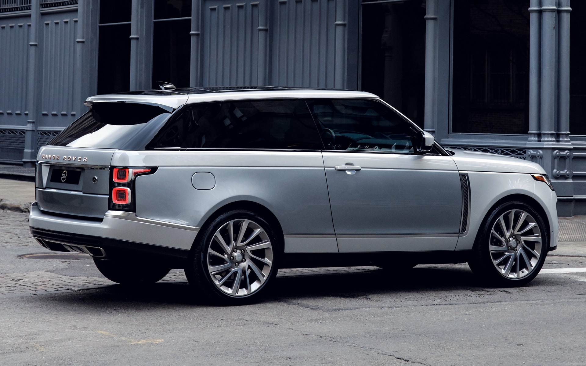 Acura Car Wallpaper 2019 Range Rover Sv Coupe Us Wallpapers And Hd Images