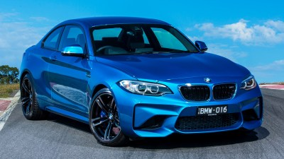 2016 BMW M2 Coupe (AU) - Wallpapers and HD Images | Car Pixel