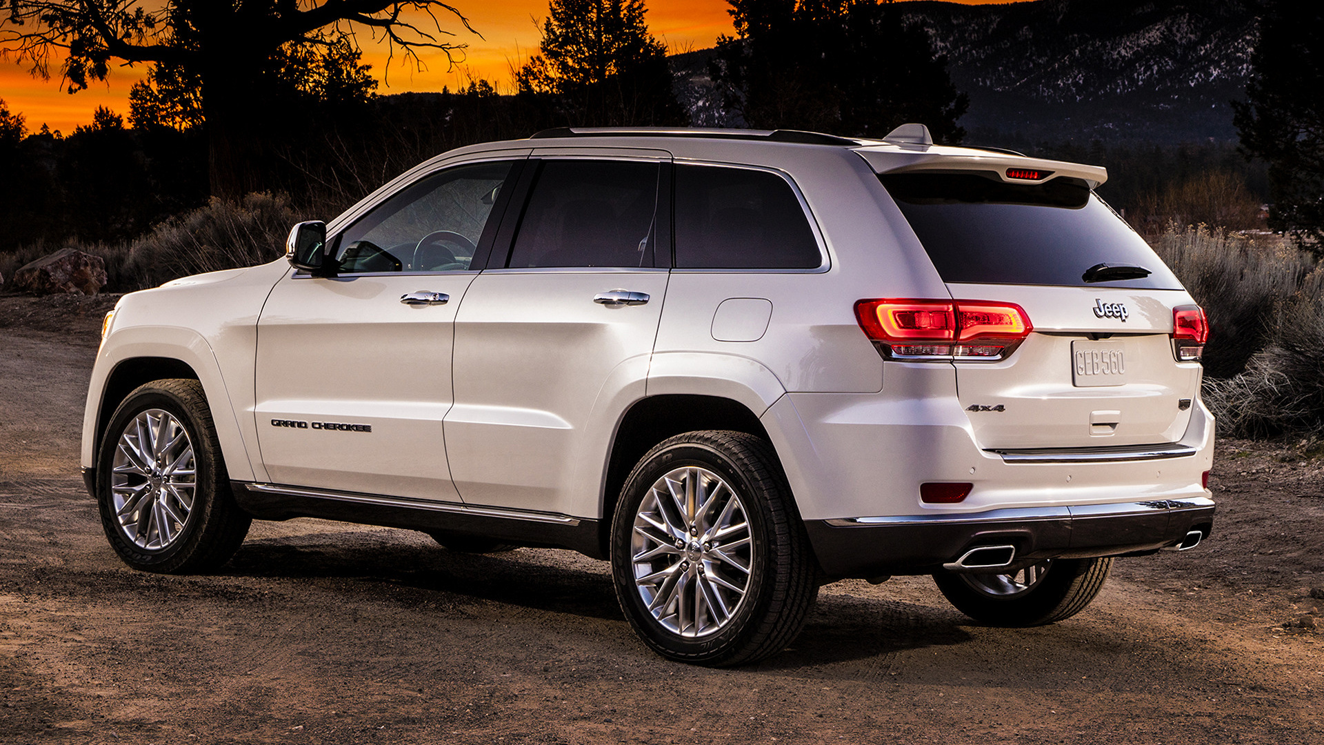 Lincoln Wallpaper Car Jeep Grand Cherokee Summit 2017 Wallpapers And Hd Images