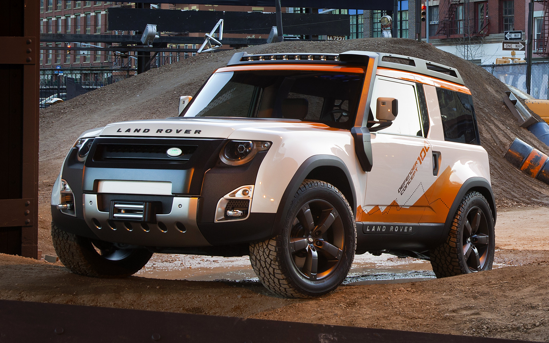 Volvo Wallpaper Hd Land Rover Dc100 Expedition Concept 2012 Wallpapers And