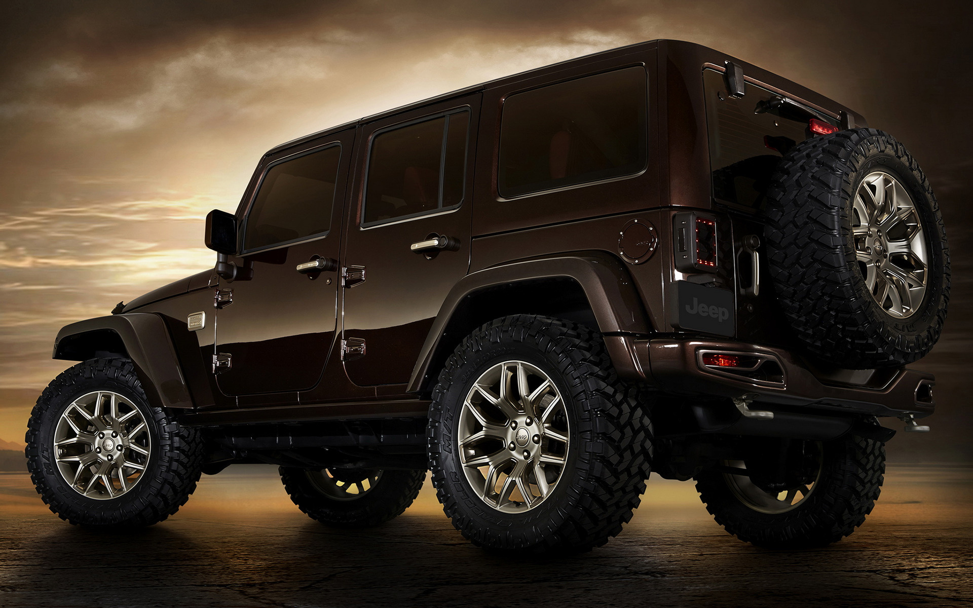 Bentley Car Wallpaper For Desktop Jeep Wrangler Sundancer Concept 2014 Wallpapers And Hd