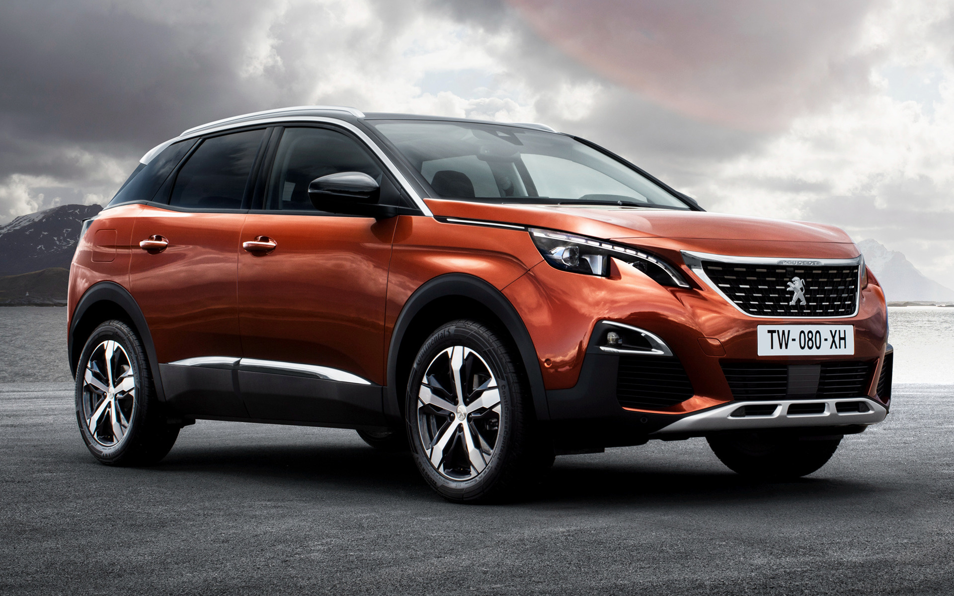 Genesis Car Wallpaper Peugeot 3008 2016 Wallpapers And Hd Images Car Pixel