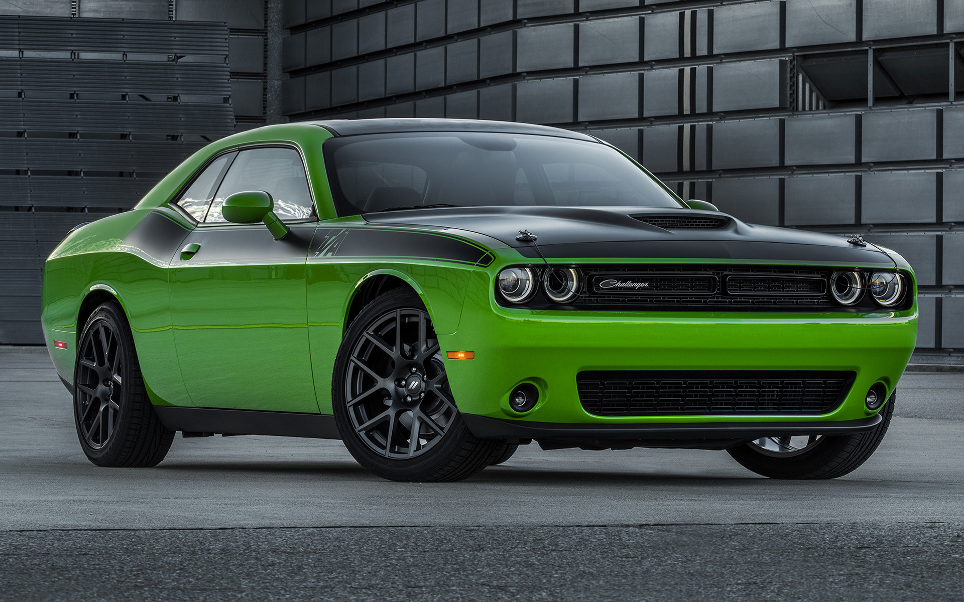 Genesis Car Wallpaper Dodge Challenger T A 2017 Wallpapers And Hd Images Car
