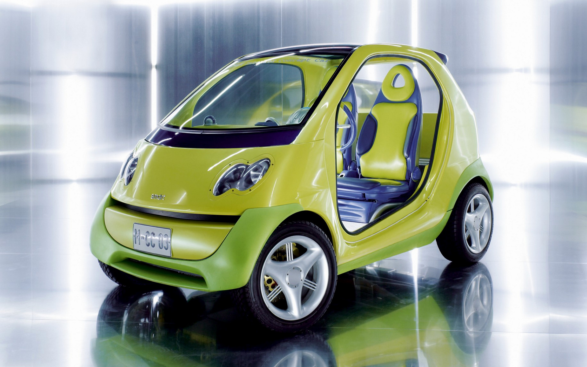 Hd Image Wallpaper Car Smart Atlanta Concept 1996 Wallpapers And Hd Images