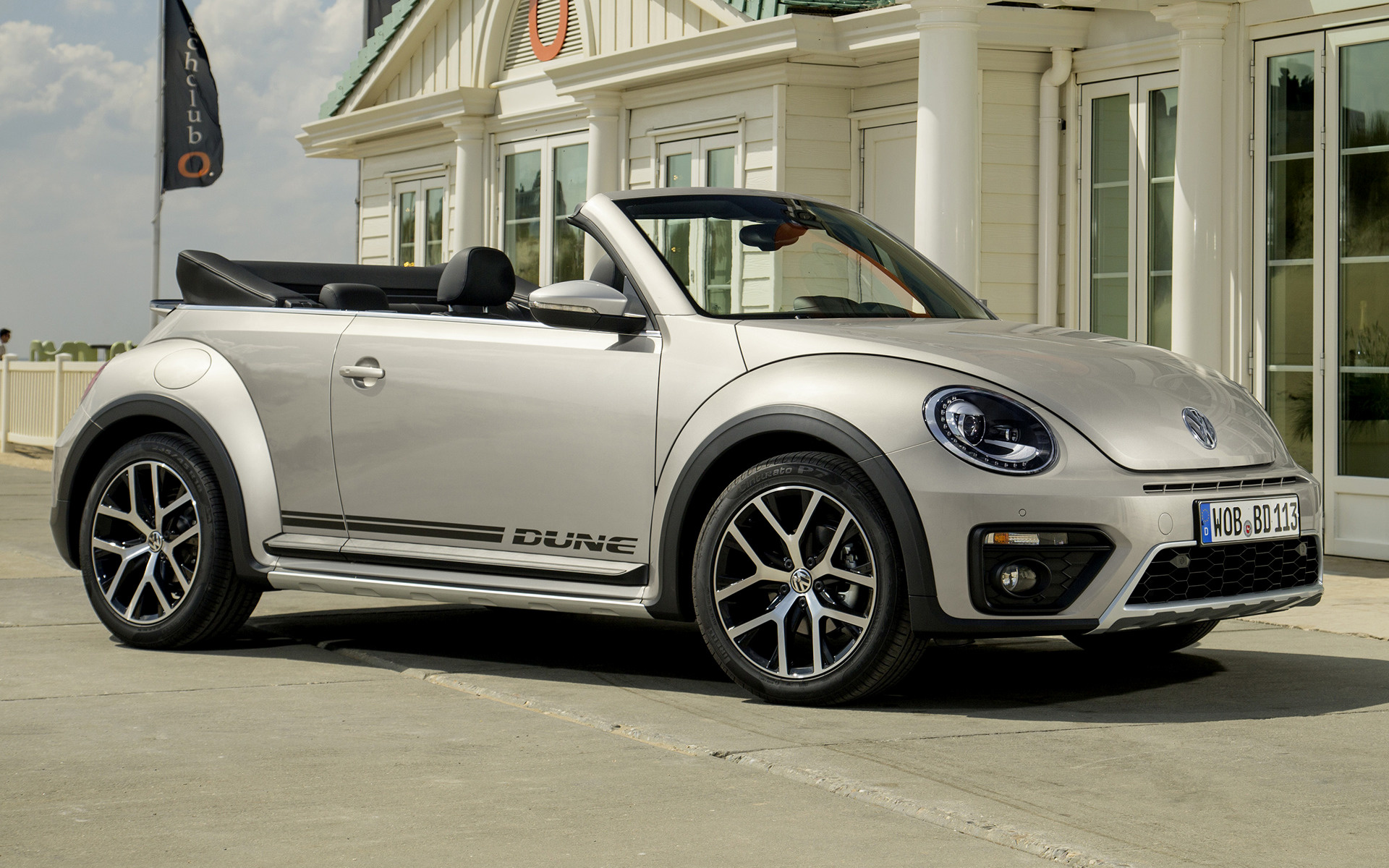 Audi White Car Wallpapers 2016 Volkswagen Beetle Dune Cabriolet Wallpapers And Hd