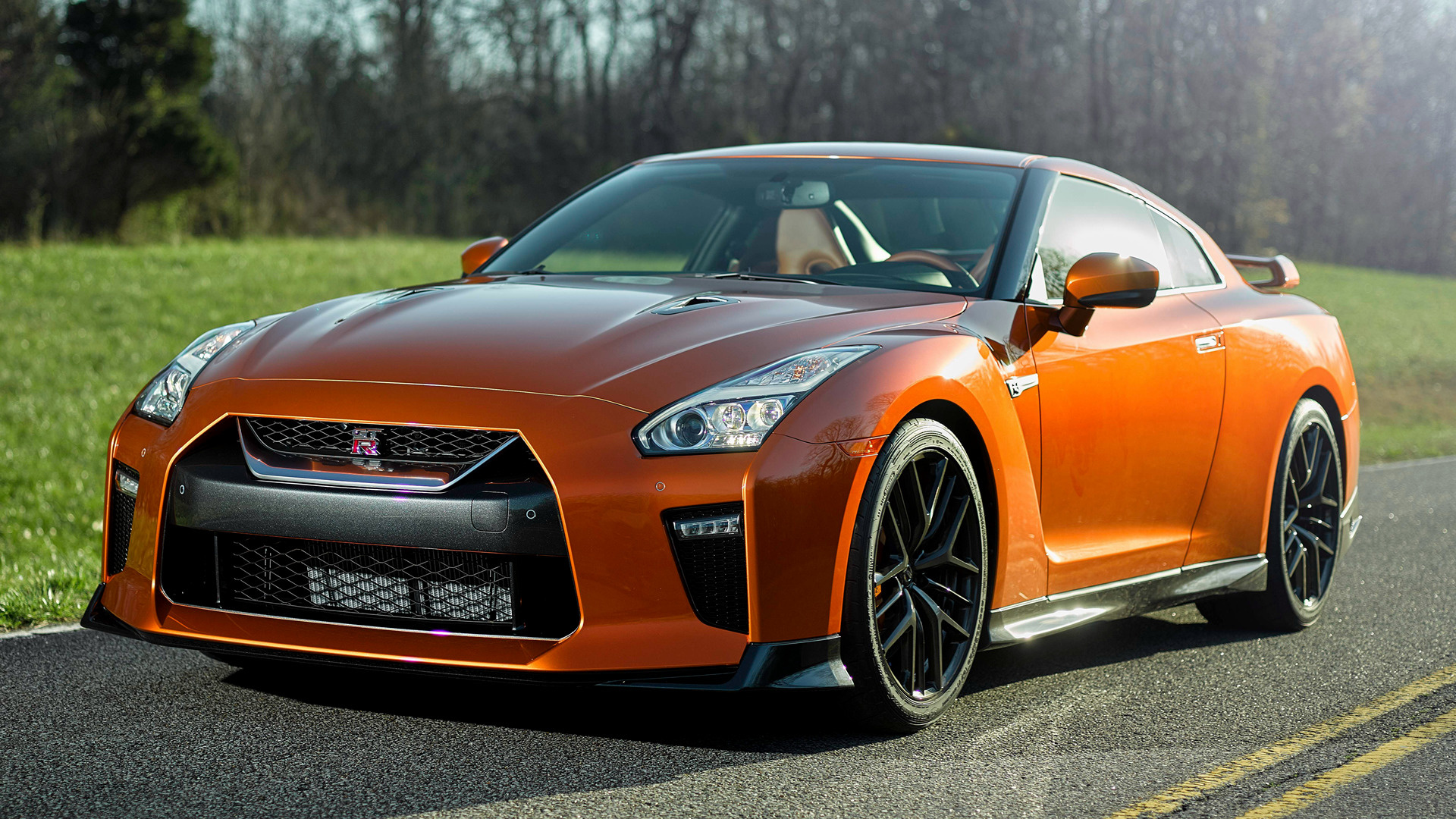 Skyline Car Wallpaper Hd Nissan Gt R 2017 Us Wallpapers And Hd Images Car Pixel