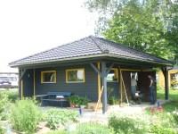 Gartenhuser aus Holz | Carport Scherzer